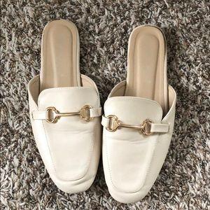 Loafer Slides